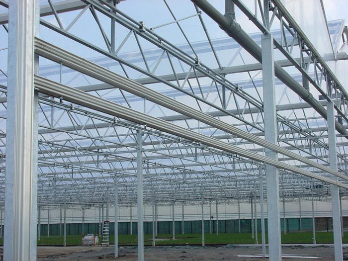 VENLO | Plastic Greenhouses